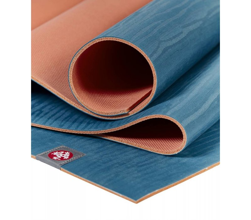 Manduka eKO Lite Yoga Mat 180cm 61cm 4mm - Bondi Blue