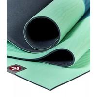 Manduka eKO Lite Yoga Mat 180cm 61cm 4mm - Thrive 3 Stripe
