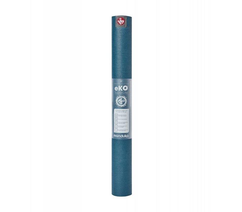Manduka eKO Superlite Yoga Mat 180cm 61cm 1.5mm - Bondi Blue