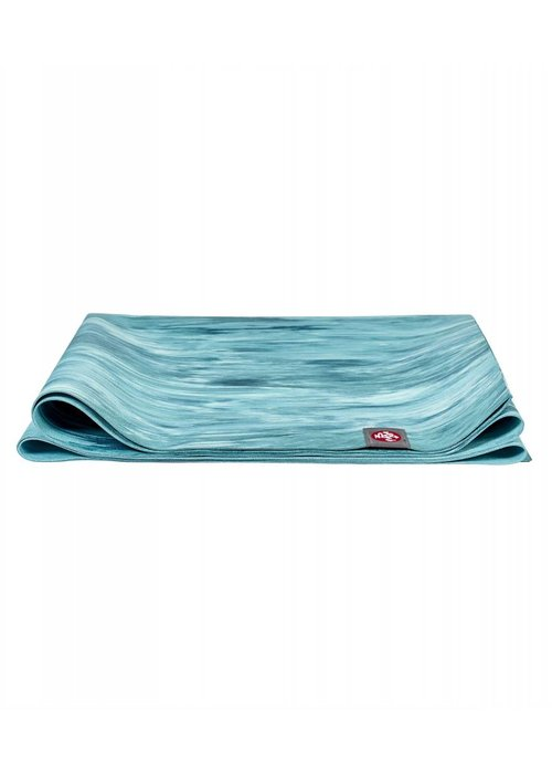 Manduka Manduka eKO Superlite Yoga Mat 180cm 61cm 1.5mm - Bondi Blue Marbled