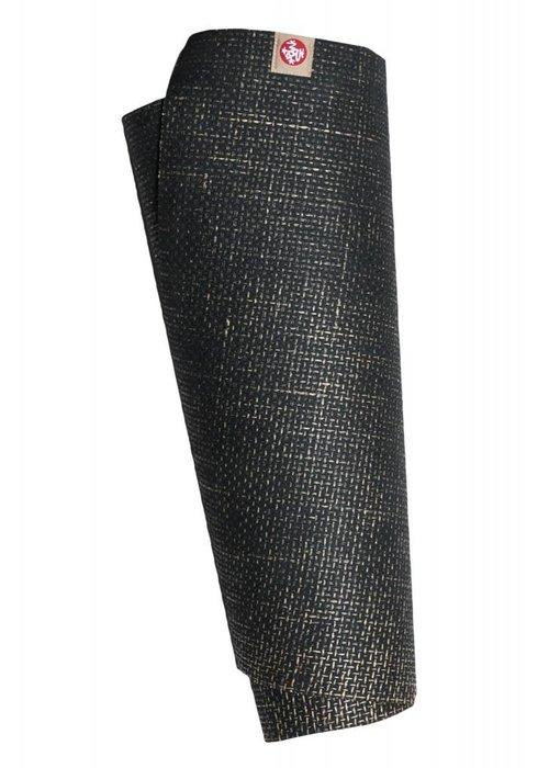 Manduka Manduka eKO Terra Yoga Mat 173cm 61cm 4mm - Black