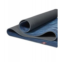Manduka eKO Yoga Mat 180cm 66cm 5mm - Pacific Blue Marbled