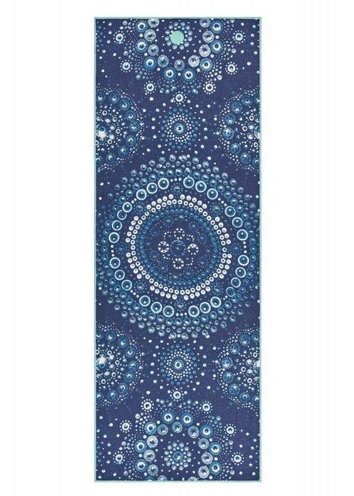 Yogitoes Yogitoes Yoga Towel 172cm 61cm - Bubbles
