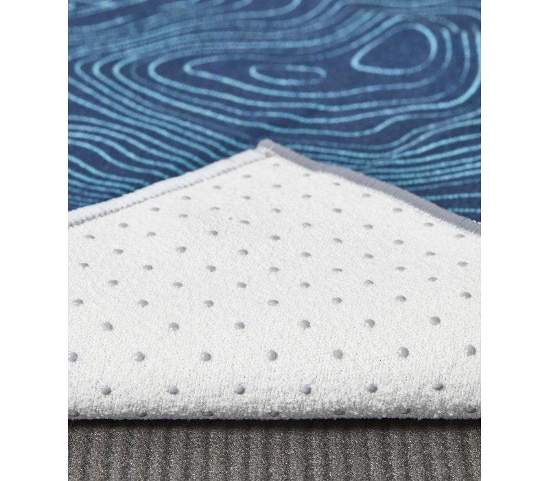 Yogitoes Yoga Towel 172cm 61cm - Sea Life