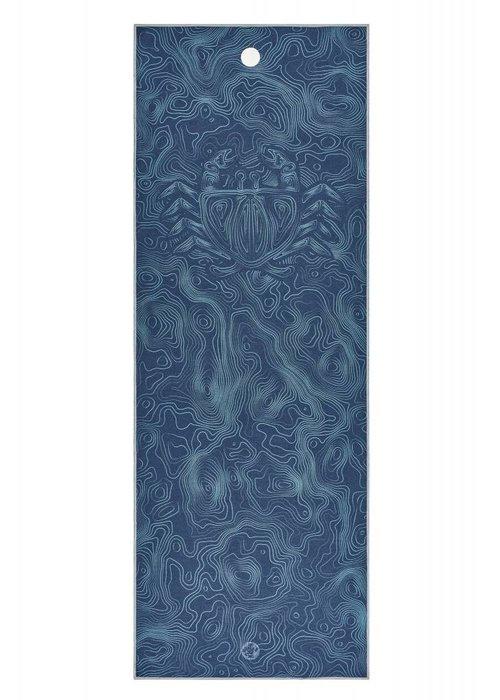 Yogitoes Yogitoes Yoga Towel 172cm 61cm - Sea Life