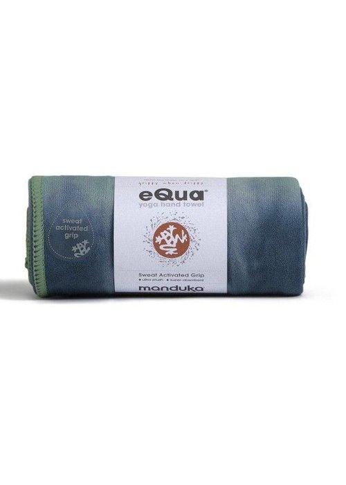 Manduka Manduka eQua Handdoek 40cm 67cm - Maldive Hand Dye