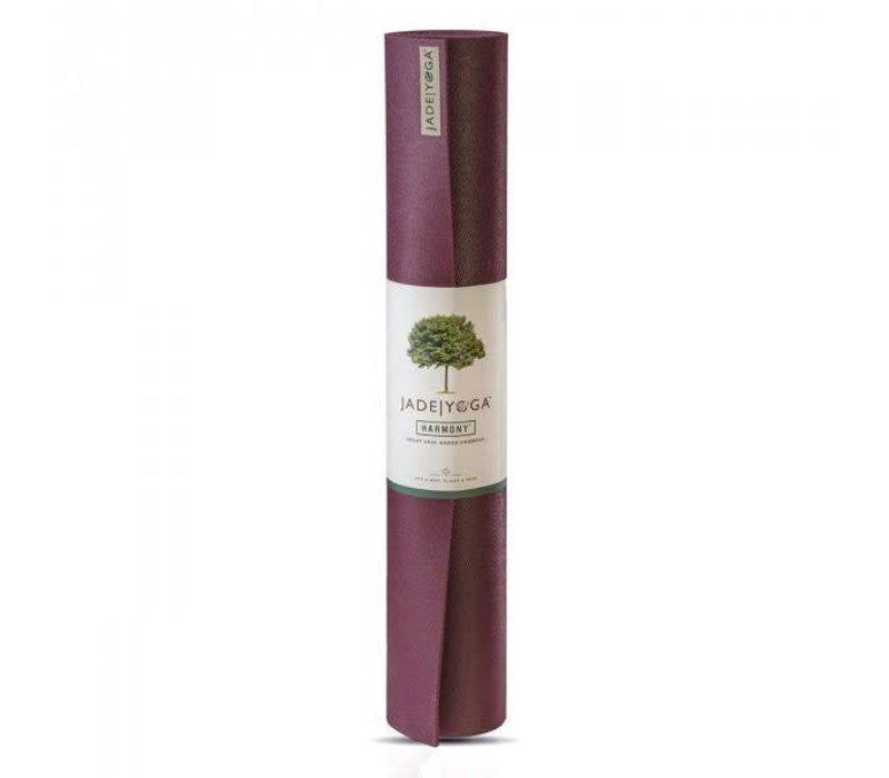 Jade Harmony Yogamat 173cm 60cm 5mm - Plum