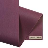 Jade Harmony Yoga Mat 173cm 60cm 5mm - Plum