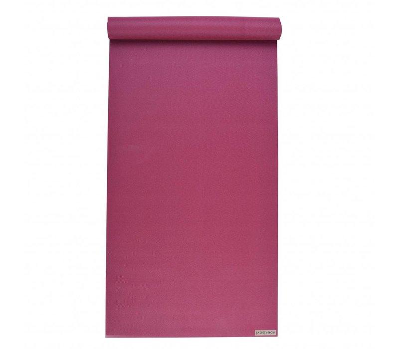 Jade Harmony Yoga Mat 173cm 60cm 5mm - Raspberry