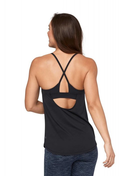 Manduka Manduka Breeze Support Cami - Black
