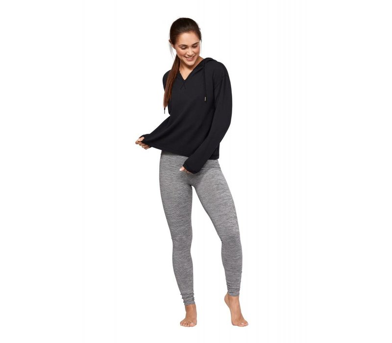 Manduka Resolution Hoodie - Black