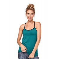 Manduka Breeze Support Cami - Emerald