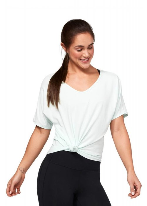 Manduka Manduka Enlight Relaxed Tee - Mint