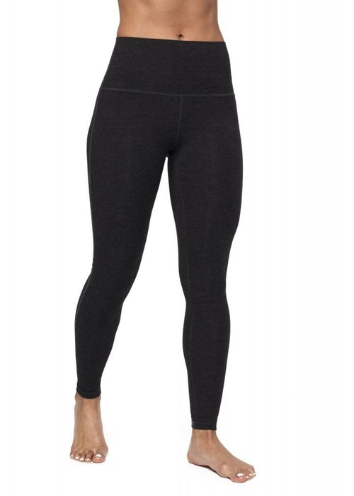 Manduka Manduka Eko Soft Hi-Level Legging - Dark Heather Charcoal