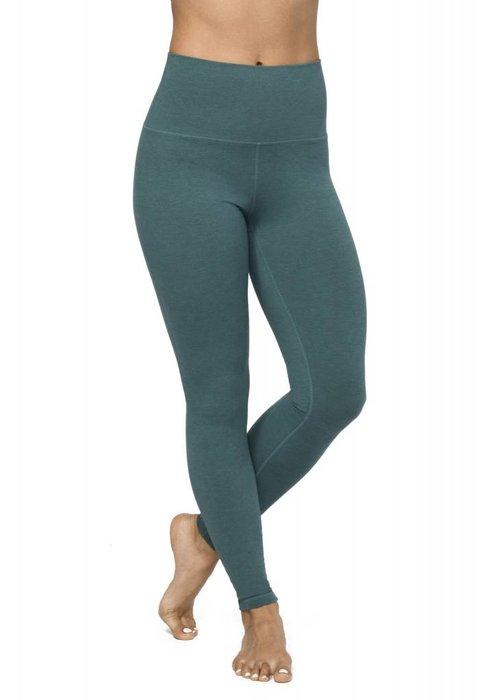 Manduka Manduka Eko Soft Hi-Level Legging - Heather Pine