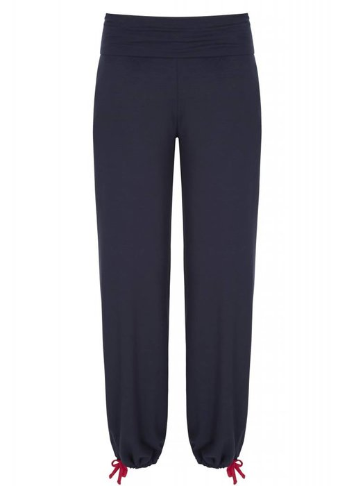 Asquith Asquith Hero Tie Pants - Navy/Sunset Pink