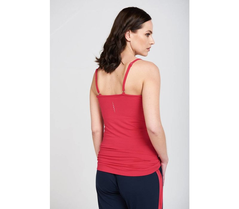 Asquith Pure Cami - Sunset Pink