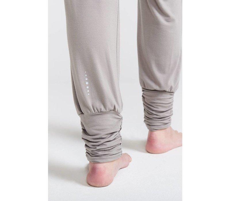 Asquith Long Harem Pants - Cloud