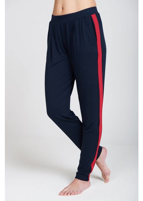 Asquith Asquith Divine Pants - Navy/Sunset Pink
