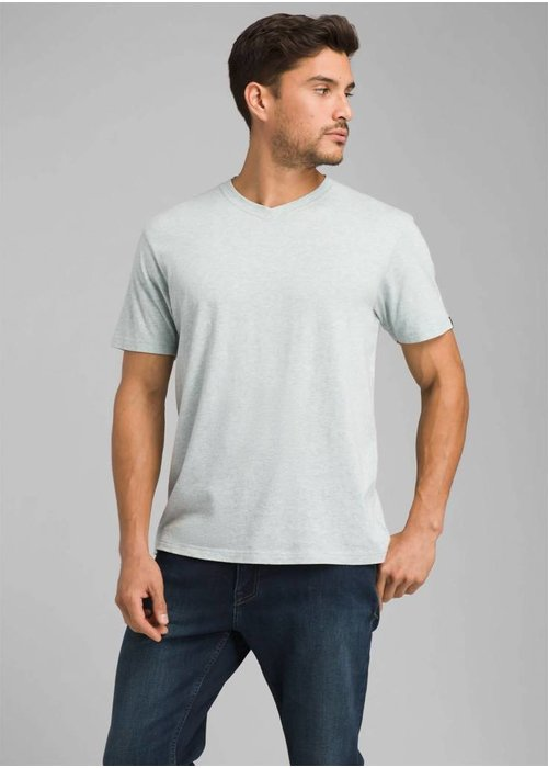 PrAna PrAna V-Neck - Agave Heather