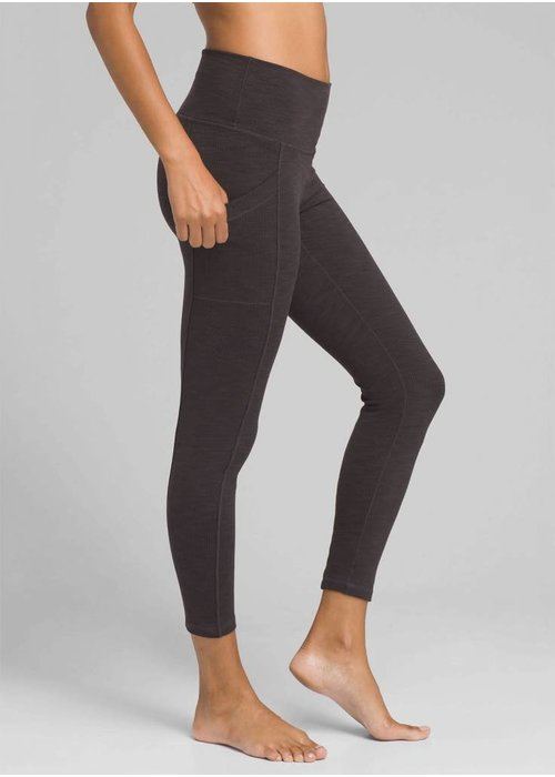 PrAna PrAna Becksa 7/8 Legging - Black Heather