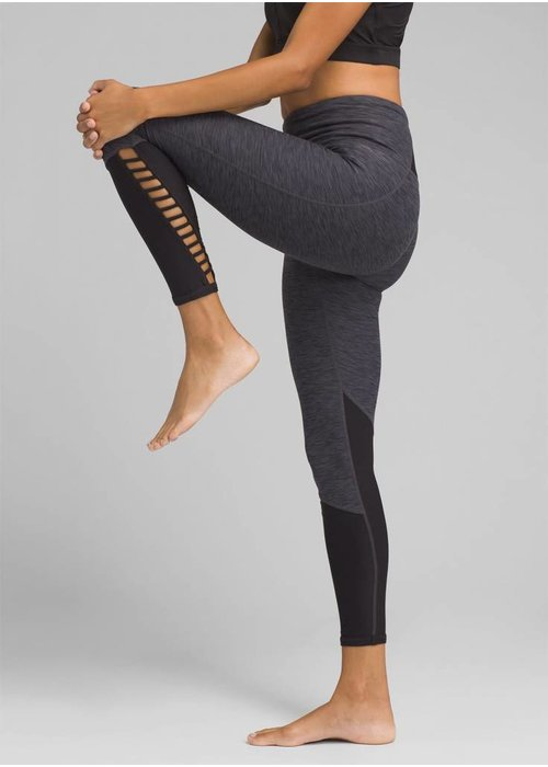 PrAna PrAna Bohemio 7/8 Legging - Black Heather