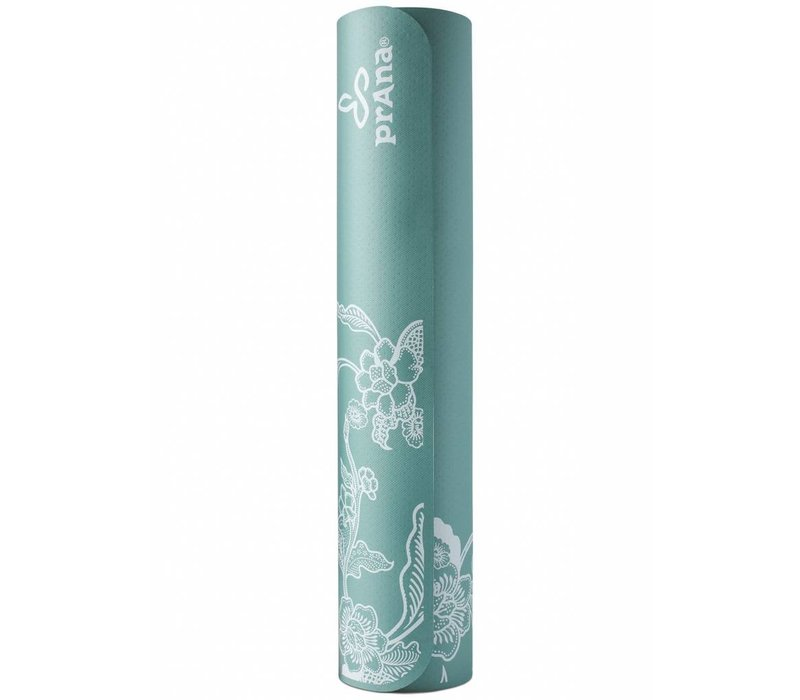 PrAna E.C.O. Yoga Mat - Henna Dusty Aloe