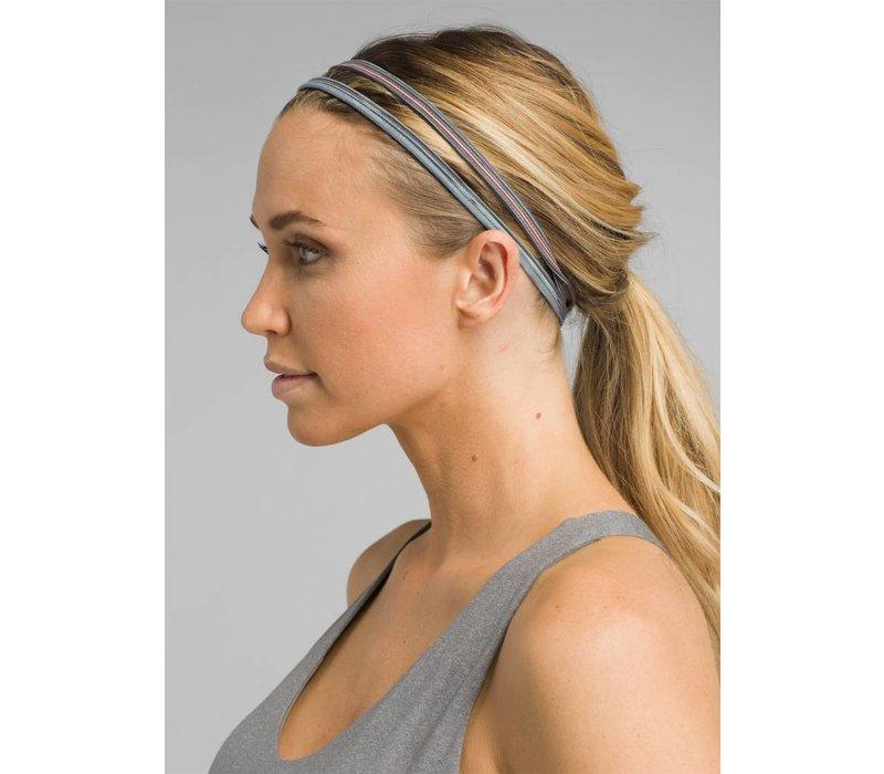 PrAna Printed Double Headband - Granite Sunrise