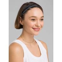 PrAna Printed Double Headband - Teal Marina