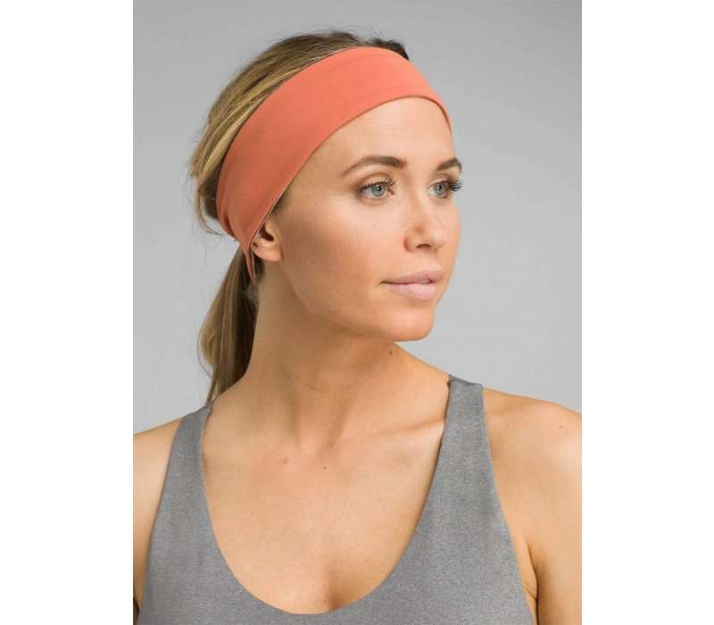 PrAna Reversible Headband - Peach Heather