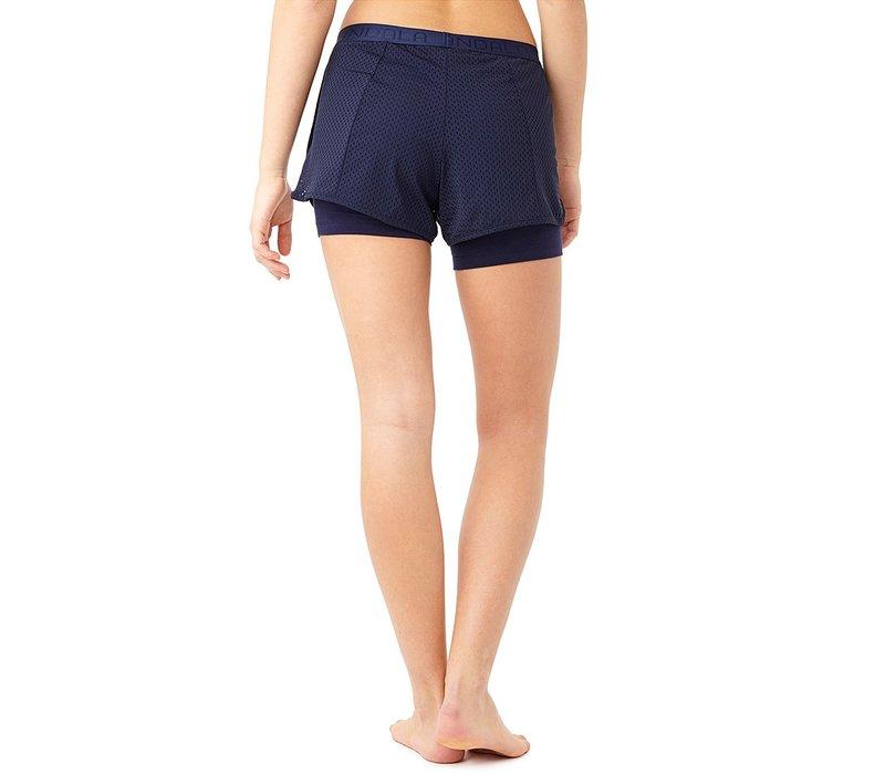 Mandala Yoga Shorts - Amplitude