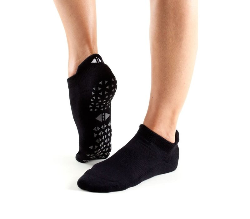 Tavi Noir Anti-Rutsch Socken Savvy - Ebony