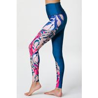 Onzie High Rise Graphic Legging - Boca