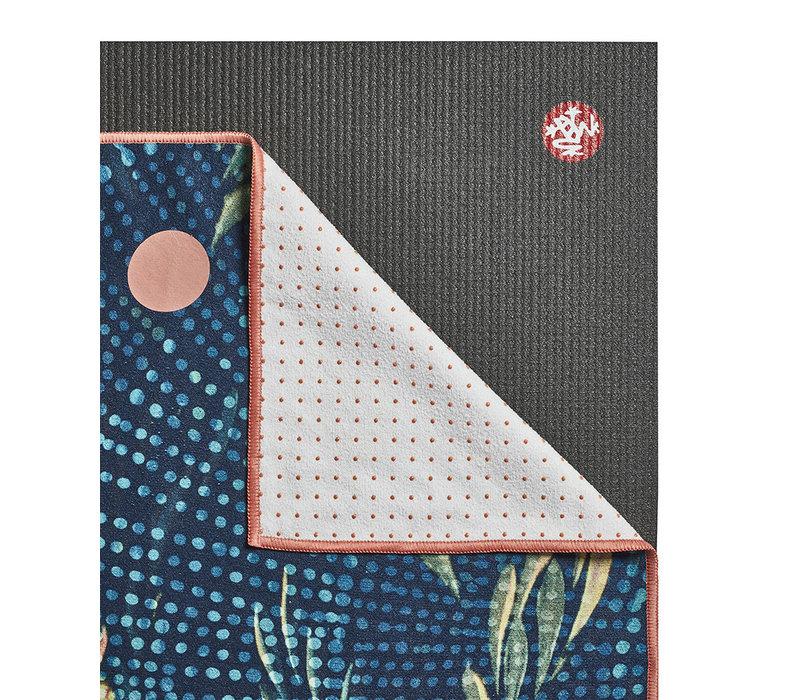 Yogitoes Yoga Handdoek 172cm 61cm - Flora