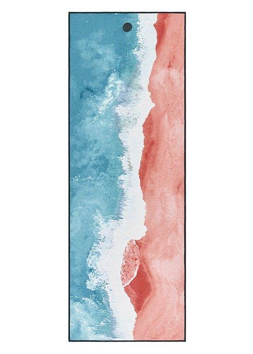 Yogitoes Yogitoes Yoga Towel 172cm 61cm - Line Beach
