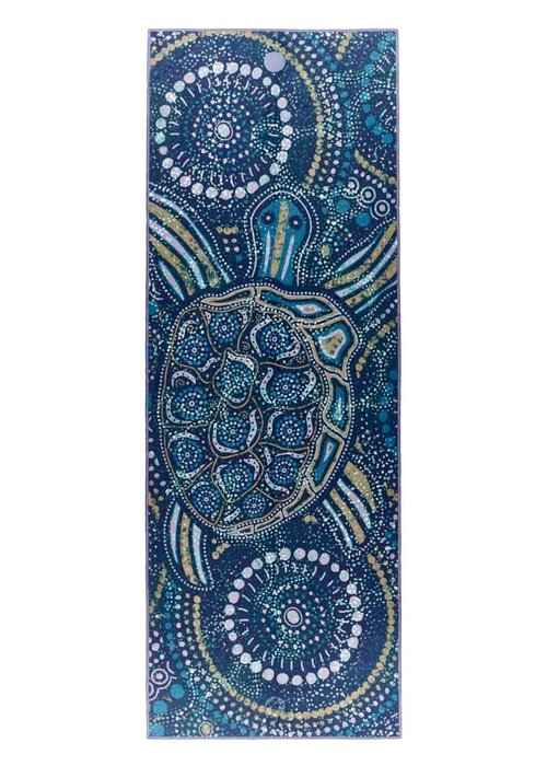 Yogitoes Yogitoes Yoga Towel 172cm 61cm - Turtle Wash