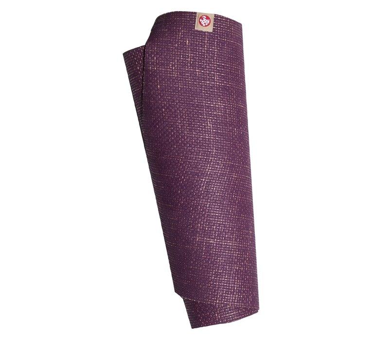 Manduka eKO Terra Yoga Mat 173cm 61cm 4mm - Acai