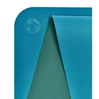 Manduka Begin Yoga Mat 172cm 61cm 5mm - Bondi Blue