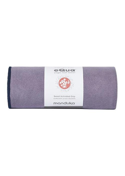 Manduka Manduka eQua Handdoek 182cm 67cm - Hyacinth