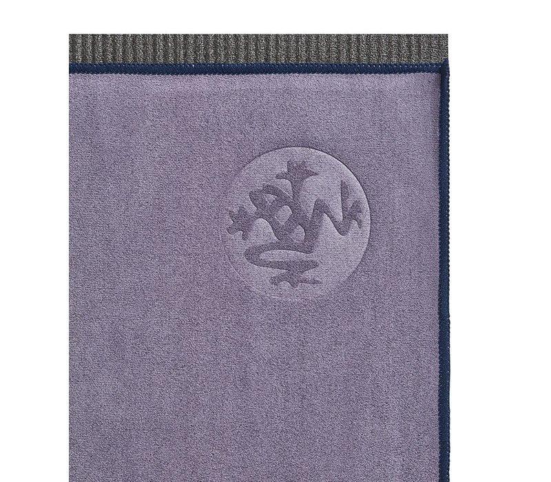 Manduka eQua Handdoek 182cm 67cm - Hyacinth