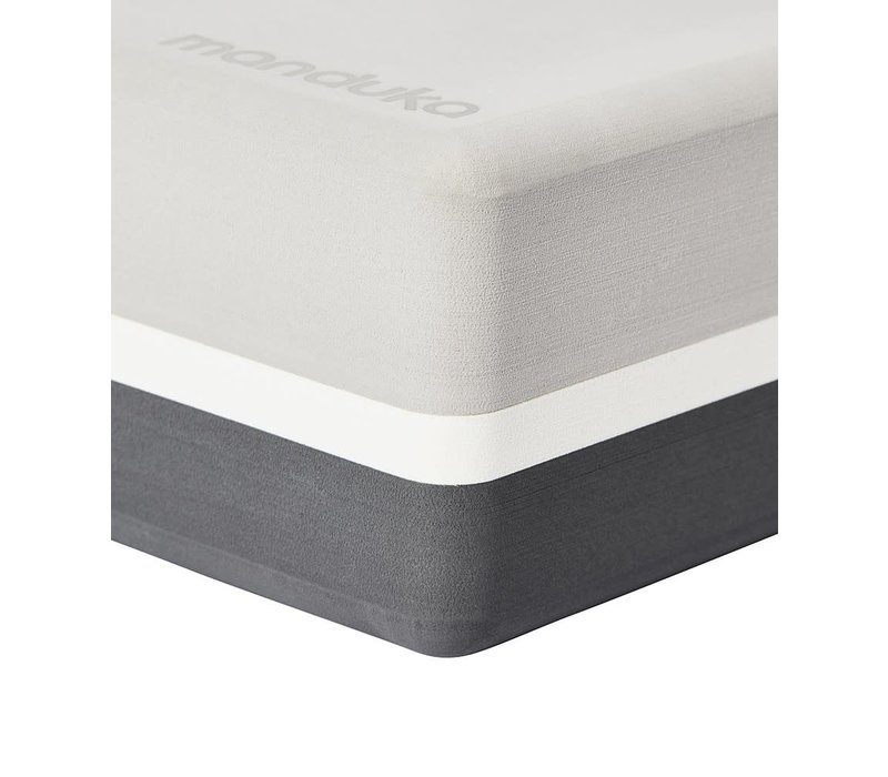 Manduka Recycled Foam Yoga Block - Sand