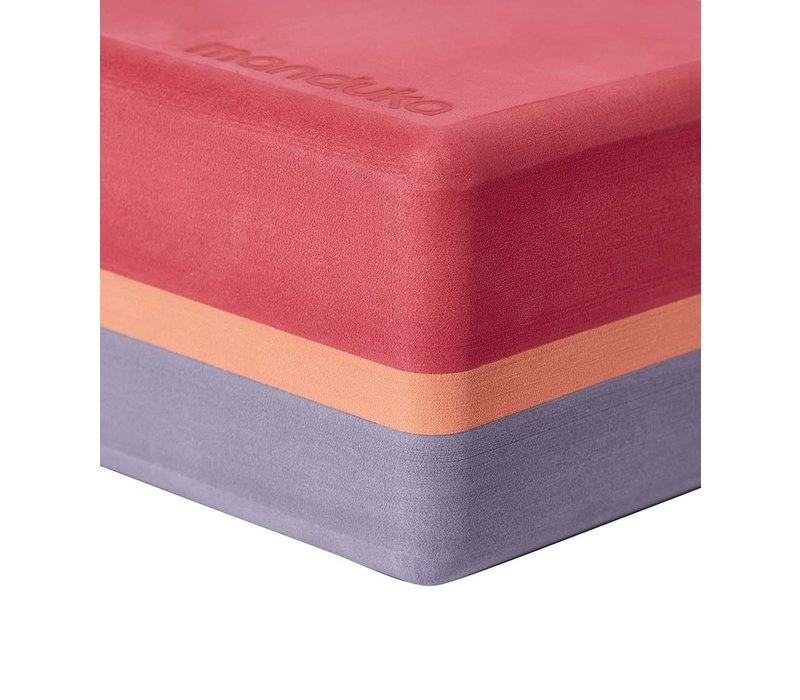 Manduka Recycled Foam Yoga Blok - Esperance