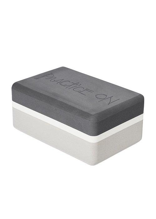 Manduka Manduka Recycled Foam Yoga Blok - Sand
