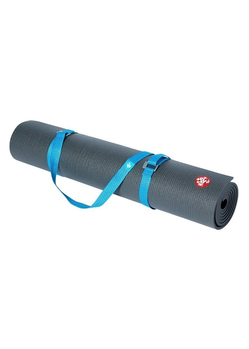 Manduka Manduka Yoga Mat Carrier Go Move - Pacific Blue