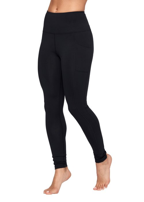 Manduka Manduka Essential Pocket Legging - Black
