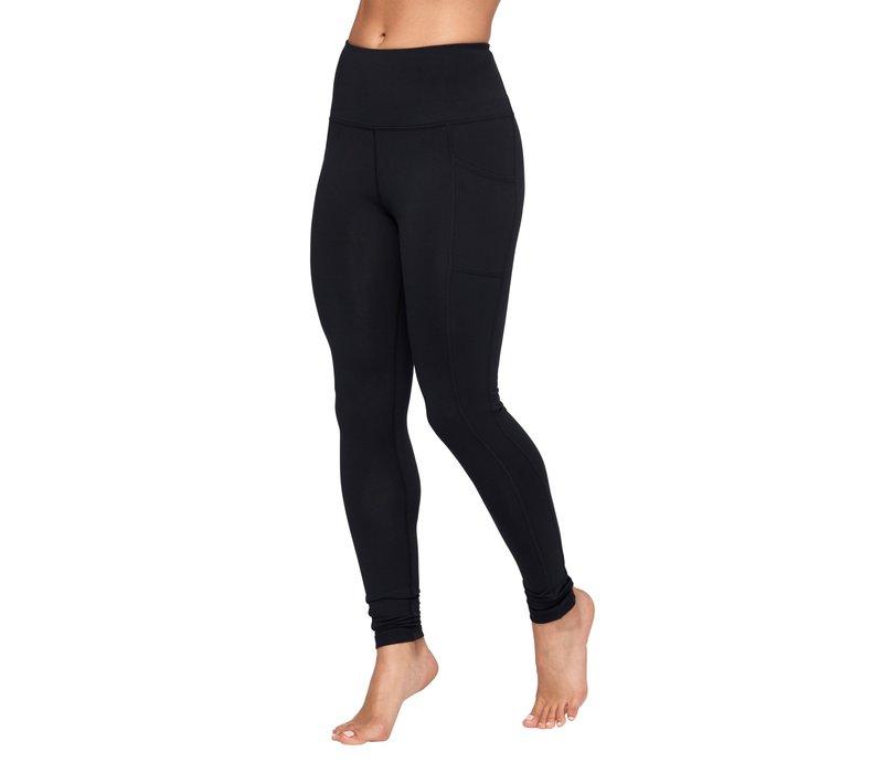 Manduka Essential Pocket Legging - Black