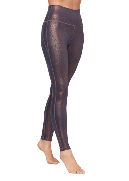Manduka Manduka Essential High Line Legging - Copper
