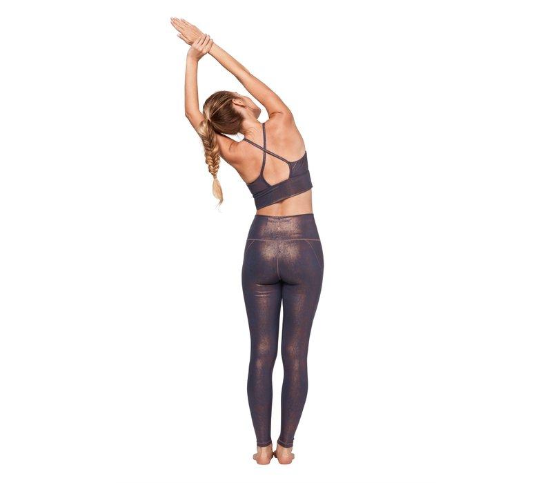 Manduka Essential High Line Legging - Copper