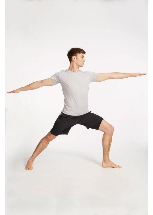 Ohmme Ohmme Eco Warrior II Yoga Shorts - Black