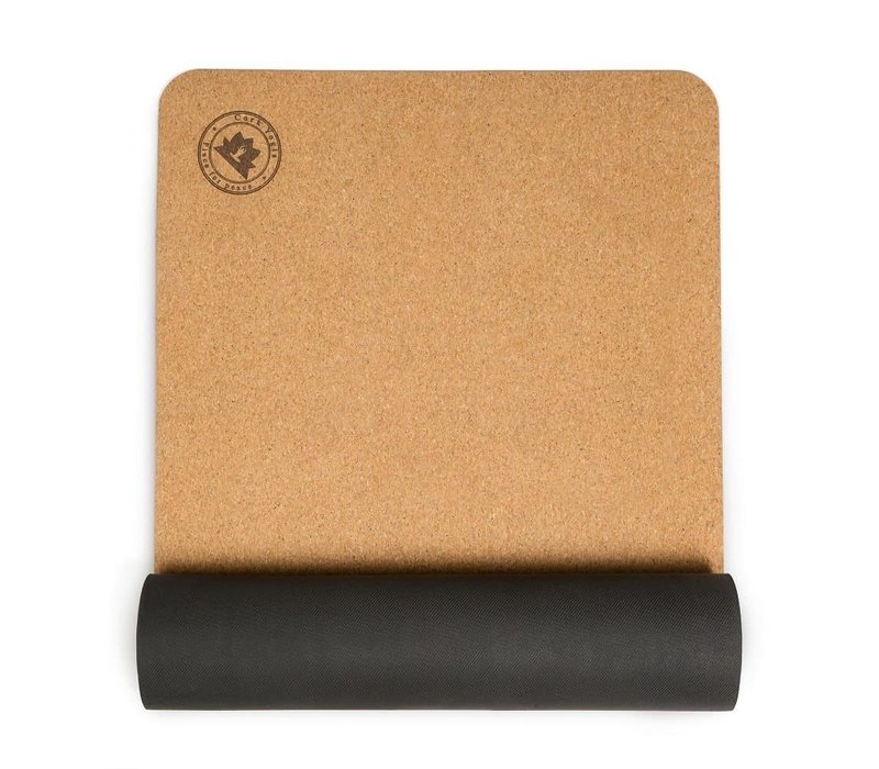 Cork Yogis Yogamat Kurk 183cm 61cm 3mm